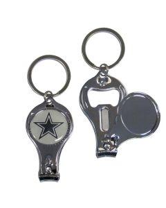 NFL Dallas Cowboys Nail Clipper/Bottle Opener KC