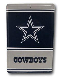 NFL Dallas Cowboys Tin sign