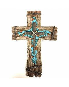 Texas Decor - Poly Nail Cross XF-R0055