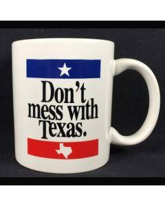 Mug - Dont Mess With Texas 739901