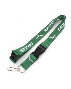 NFL Philadelphia Eagles Throwback Lanyard - Green