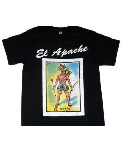 El Apache Loteria T-Shirt