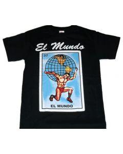 El Mundo Loteria T-Shirt