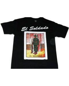 El Soldado Loteria T-Shirt