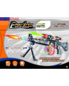 Electric Special Soldier Gun DF-29218B
