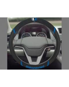 NBA Dallas Mavericks Embroidered Steering Wheel Cover