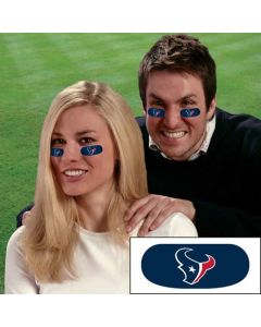 NFL Houston Texans - Face Decoration