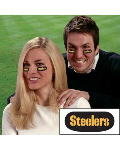 NFL Pittsburgh Steelers - Face Decoration