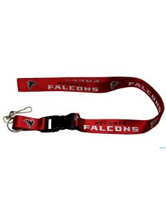 NFL Atlanta Falcons Lanyard Red