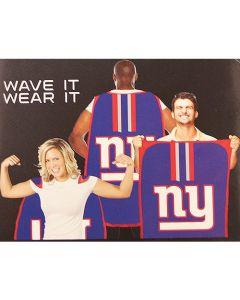 NFL New York Giants Fan Flag