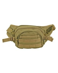 East West Fanny Pack - F102-TAN