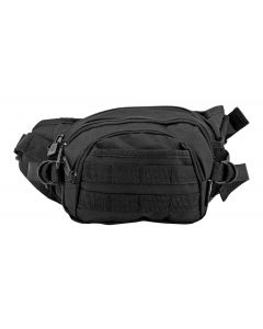 East West Fanny Pack - F102-BK