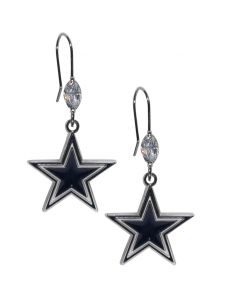 NFL Dallas Cowboys - Earring Rhinestone