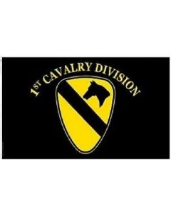 Flag - U.S. Army 1st Cavalry Division