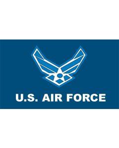 Flag - Air Force Wings Logo 3X5