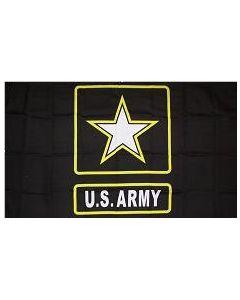 Flag - Army Star Logo 3X5