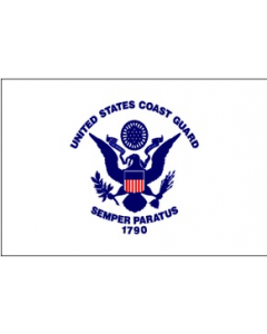 Flag - Coast Guard #1451 3X5