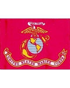 Flag - Marine Logo 1400 3X5