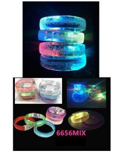 Flashing Bracelet 6656-Mix SOLD BY THE DOZEN