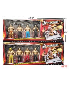 Flex Force Wrestle 8377