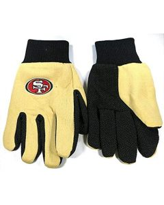 NFL San Francisco 49ers Utility Gloves