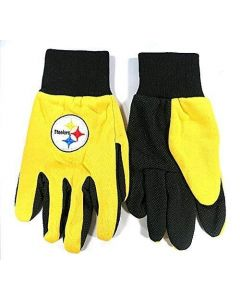 NFL Pittsburgh Steelers Utility Gloves