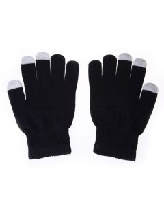 Gloves - Womens Touch Screen AR-9584 BK SOLD BY THE DOZEN