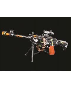 Machine Gun Light-up, Sound, 24 inch