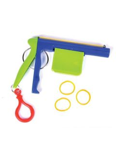 "Rubber Band Shooter 4.33""x2.75"""