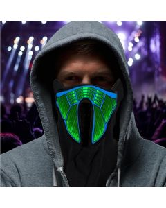 Half Mask w/Sound Activation APR430