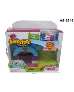 Hamster House AS-9246