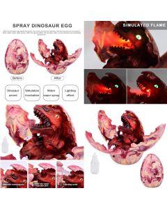 Dinosaur Spray Egg 8038