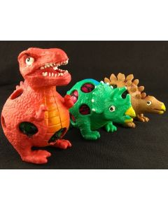 Dinosaur World Squish Ball SOLD BY THE DOZEN
