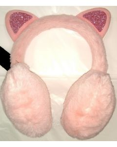 Ear Muff- Cat SOLD BY THE DOZEN