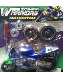 Warriors Motorcycle TY20443