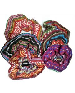 Hair Scrunchies - Southwest BEB6-60076D SOLD BY THE DOZEN
