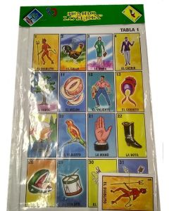 Loteria Cards - Extra Large
