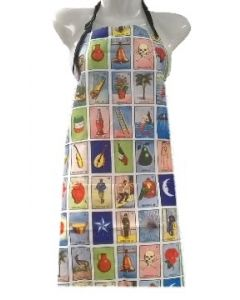 Loteria Apron BAF-60132 SOLD BY THE DOZEN