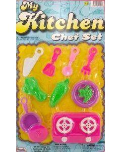 My Kitchen Chef Set ARG8891
