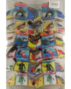 Loteria Hair Clip SOLD BY THE DOZEN