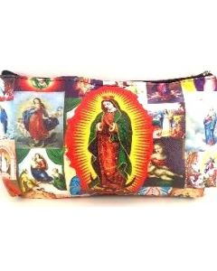Make Up Bag Guadalupe BA-1596 SOLD BY THE DOZEN