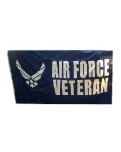 Flag - U.S. Air Force Veteran Wings 3X5 #1715