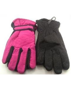 Ski Gloves - Womens 4563A SOLD BY THE DOZEN