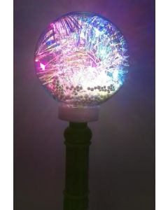 Flashing Globe Wand 6274