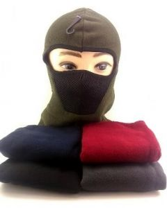 Mask - Fleece BHW60165A SOLD BY THE DOZEN
