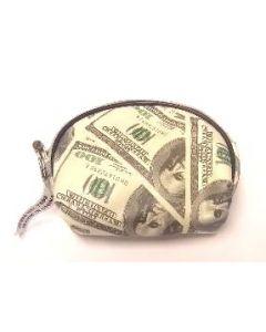 Coin Purse - 100 Dollar 7998 SOLD BY THE DOZEN