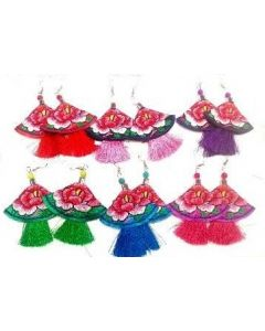 Fiesta Earrings SOLD BY THE DOZEN