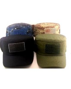 Cap - USA Patch-Cadet
