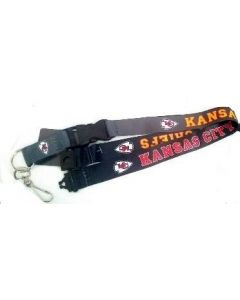 NFL Kansas City Chiefs Reverse Pop Lanyard