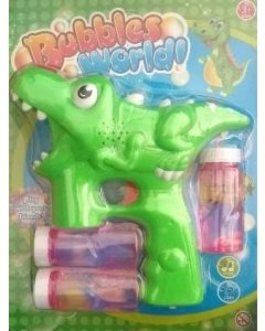 Bubble Gun - Crocodile 7622